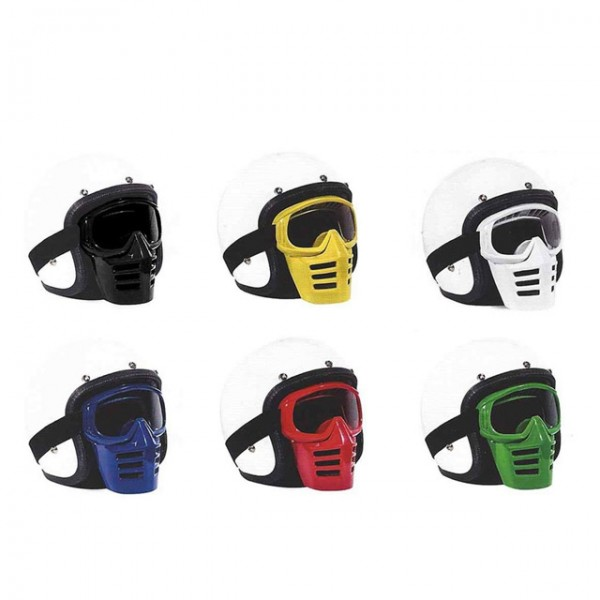 SEVENTIES Offroad Mask various colours