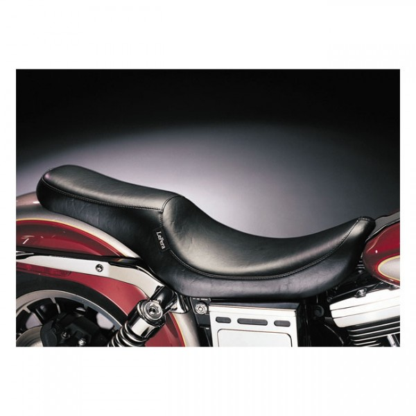 """LEPERA Sitz - """"Silhouette 2-up seat. Gel"""" - 91-95 Dyna (excl. FXDWG) (NU)"""