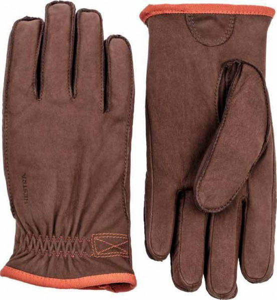 "HESTRA Gloves - ""Tived"" - espresso"