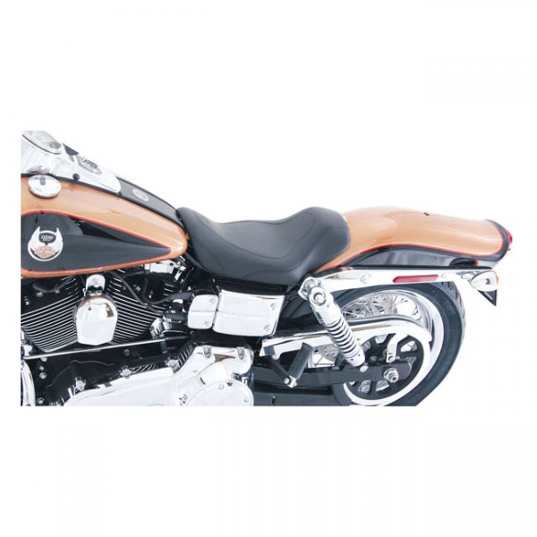 """MUSTANG Sitz - """"Mustang, Tripper solo seat"""" - 04-05 Dyna (NU)"""