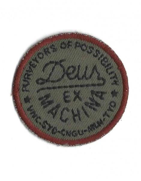 "DEUS EX MACHINA Aufnäher -""Purveyors of Possibility"""