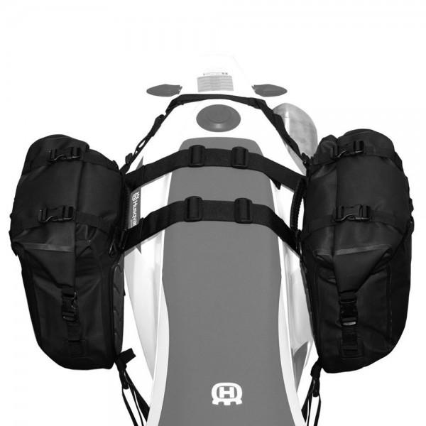 "ENDURISTAN Saddle Bags ""Blizzard M"" waterproof, 2x 8,5L"