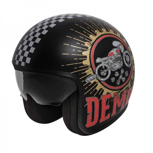 "PREMIER Vintage - ""Speed Demon 9 BM"" - ECE"