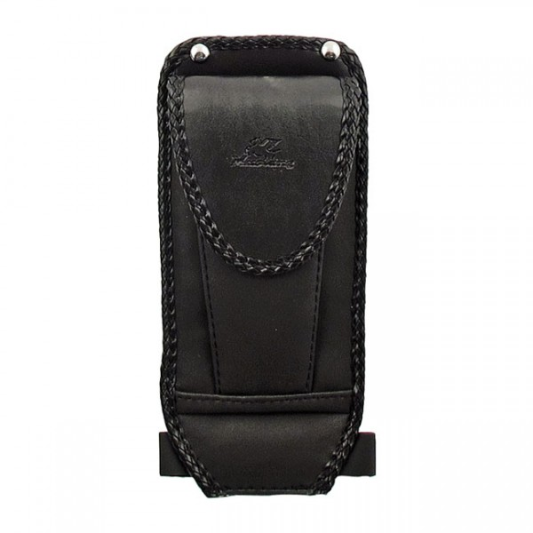 """MUSTANG Sitz - """"Mustang, tank bib (dash panel). With pouch"""" - 65-84 4-sp FL, FLH; 80-86 FXWG; 84-99"""