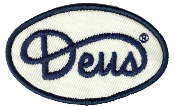 "DEUS EX MACHINA Aufnäher - ""Patch Logo"""