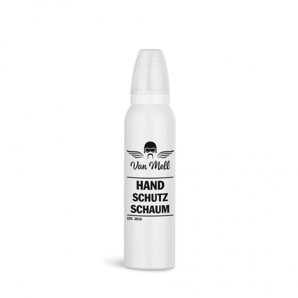 Van Mell Handschutzschaum