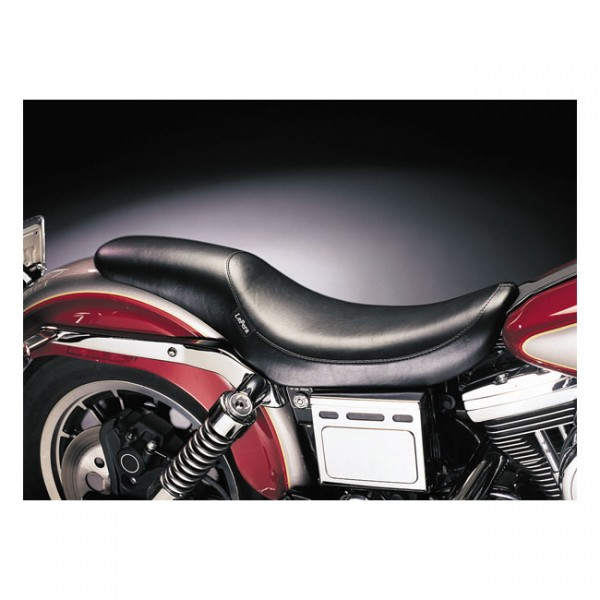 """LEPERA Sitz - """"Silhouette seat. Gel"""" - 91-95 Dyna, FXDLR Convertible (excl. FXDWG Wide Glide) (NU)"""