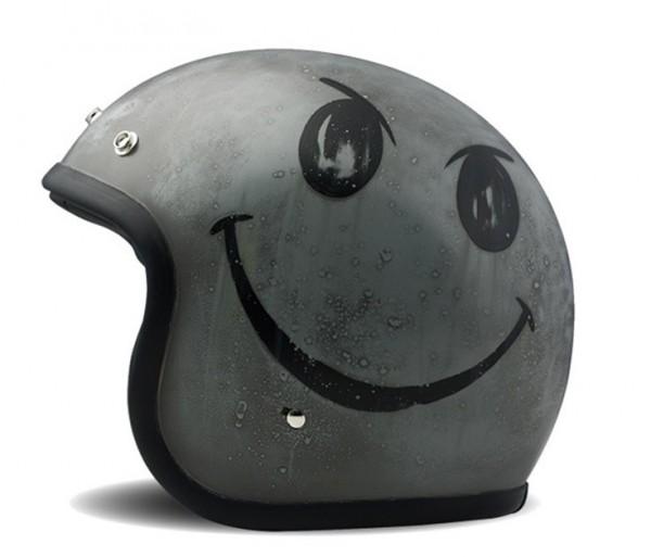 "DMD Vintage Carbon - ""Handmade Smile Grey"" - ECE"