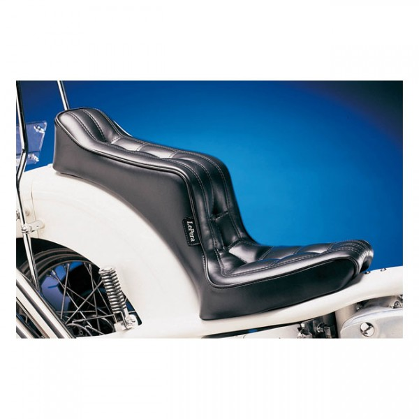 "LEPERA Seat - ""LePera, Signature II - Rigids, 1-piece seat. Low"" - Rigid frames"