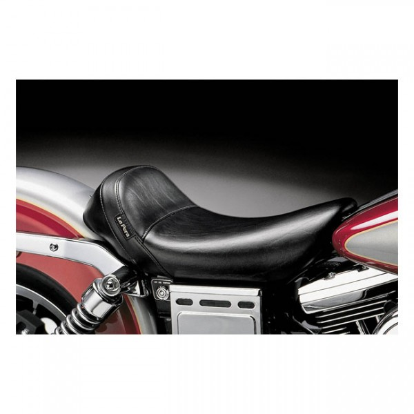 """LEPERA Seat - """"LePera, Sanora Sport solo seat. Gel"""" - 91-95 Dyna (excl. FXDWG) (NU)"""