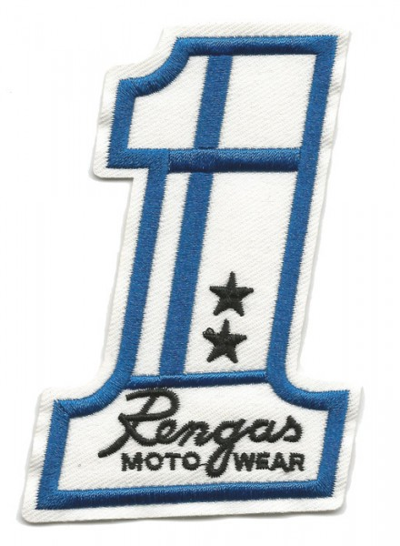 "RENGAS Patch - ""No. 1"""