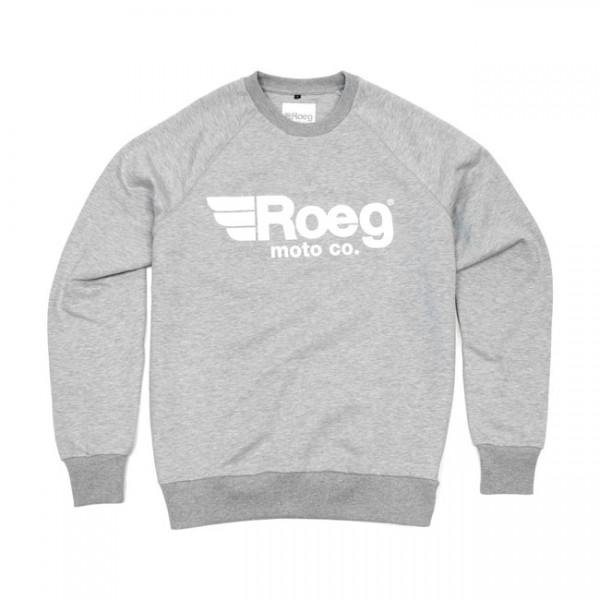 ROEG Sweatshirt Shawn in grey