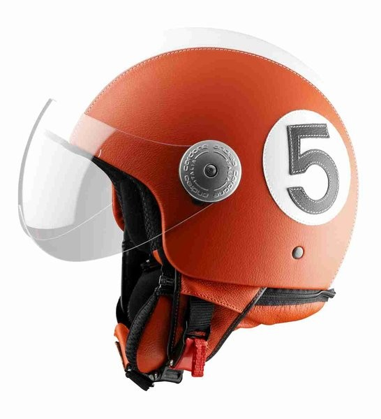 Andrea Cardone Italia - CP005 Orange/Weiss mit Zahl