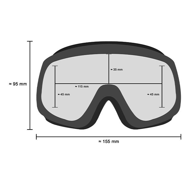 BILTWELL Overland 2.0 Brillenmaße