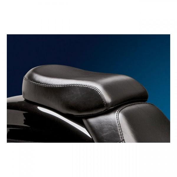 "LEPERA Sitz - ""Bare Bones Passenger seat. Smooth. Gel"" - 06-17 Softail with 200mm tire (NU)"