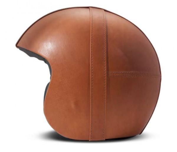 "DMD Vintage Leather - ""Bowl Dark Orange"" - ECE"