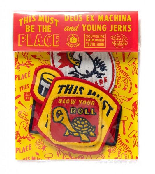 DEUS EX MACHINA Souvenir Patches