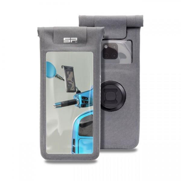 SP CONNECT Moto Mirror Bundle LT Universal Case L waterproof