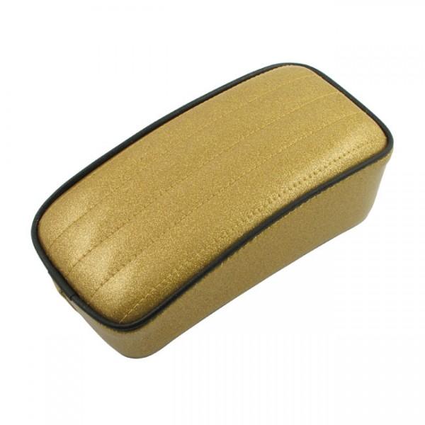 """LEPERA Sitz - """"Metalflake Passenger seat. Solid Gold"""" - Universal"""
