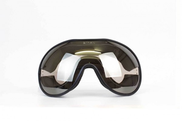 """ETHEN Cafe Racer - """"Replacement Lens"""" - light brown mirrored"""