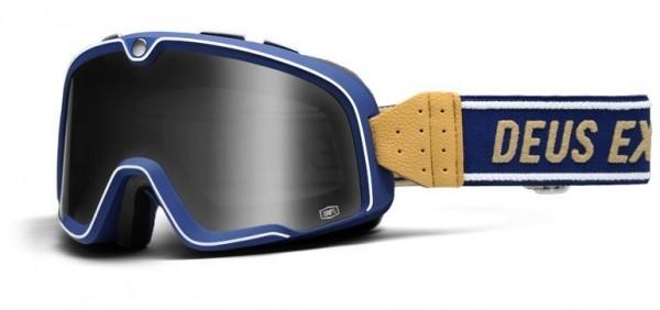 "100% BARSTOW - ""Deus ex Machina"" - vintage motocross goggles"