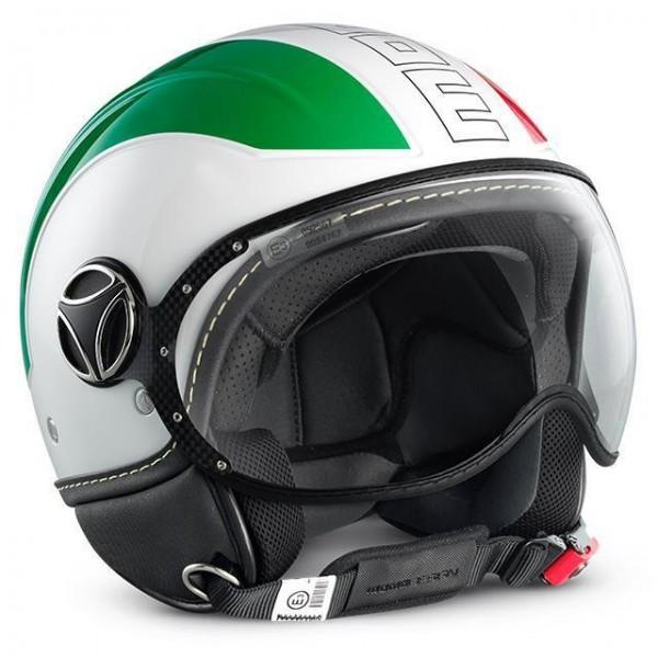 """MOMO - """"Avio Pro"""" - Italia red, white & green - ECE"""