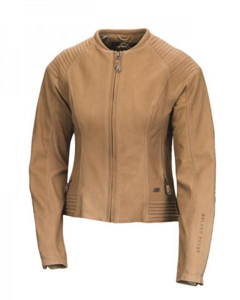 """ROLAND SANDS Women's Jacket - """"Quinn"""" - tan"""