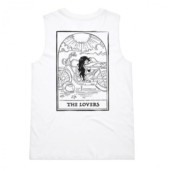 Black Arrow Women's Tank T-Shirt Lovers