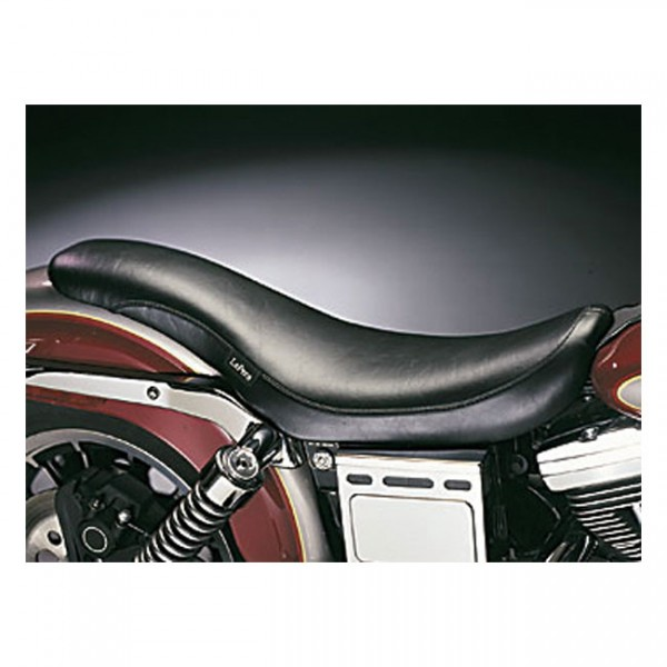 """LEPERA Seat - """"LePera, King Cobra 2-up seat. Smooth"""" - 96-03 Dyna (excl. FXDWG) (NU)"""