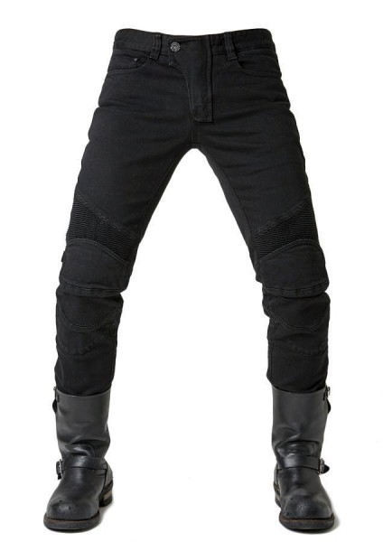 "uglyBROS Jeans - ""Featherbed"" - schwarz"