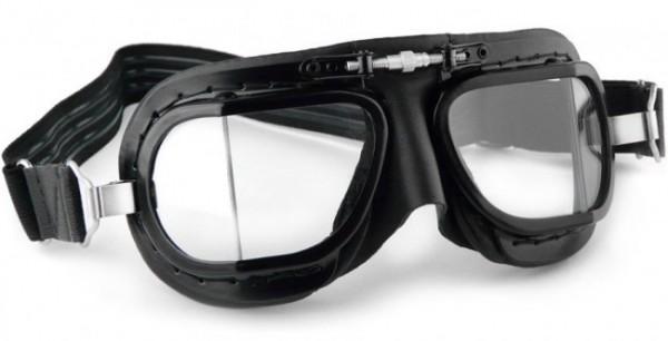 """HALCYON Goggles - """"Mark 9 Compact Racing"""" - black"""