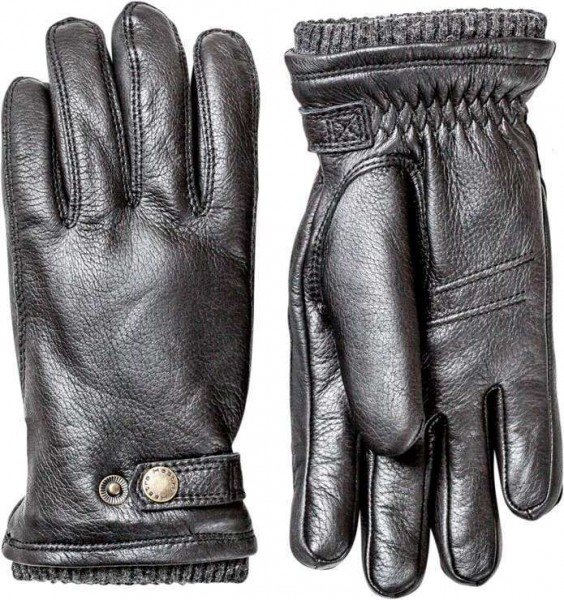 """HESTRA Handschuhe - """"Utsjö Primaloft"""" - schwarz"""