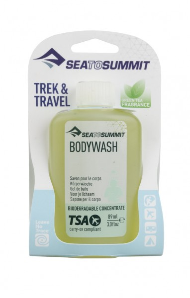 "SEA TO SUMMIT - ""Trek & Travel Liquid Body Wash"" - 89 ml"