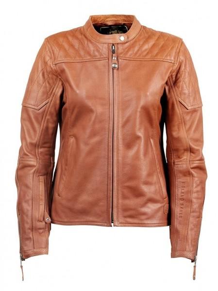 "ROLAND SANDS Women's Jacket - ""Trinity"" - brown"