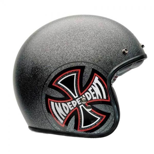"BELL Custom 500 - ""Indy"" - ECE & DOT"