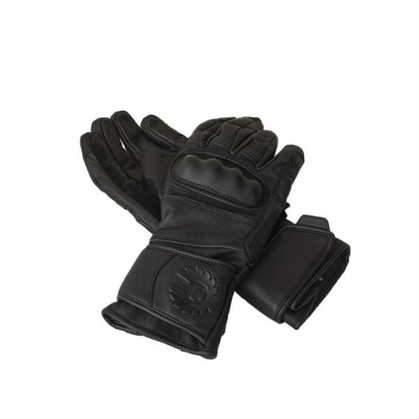 BELSTAFF Handschuhe Hesketh in Schwarz