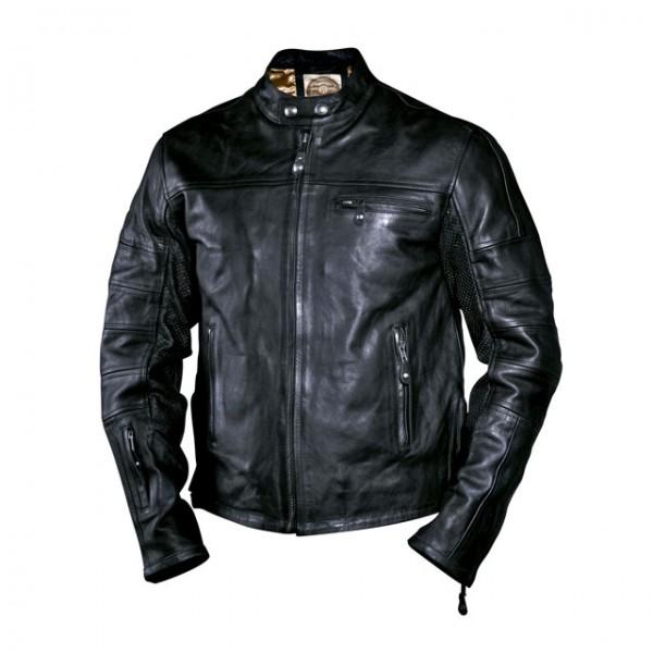 ROLAND SANDS DESIGN motorcycle jacket Ronin in black