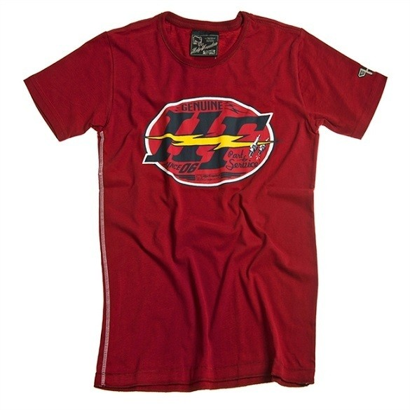 "HOLY FREEDOM T-Shirt - ""HF Red"" - red"