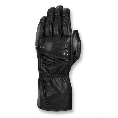RSD - Domino - black - Motorcycle Gloves
