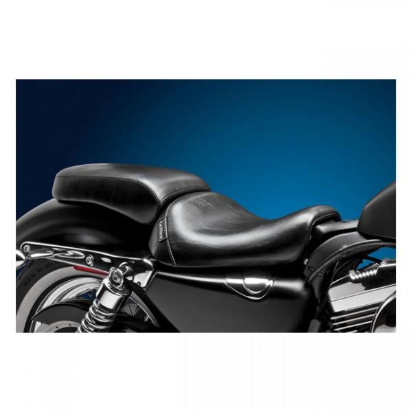 "LEPERA Sitz - ""Bare Bones Passenger seat. Smooth"" - 10-20 XL1200X Forty-Eight; 12-16(NU)XL1200V Seve"