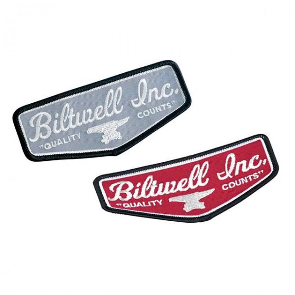 BILTWELL Shield Patch
