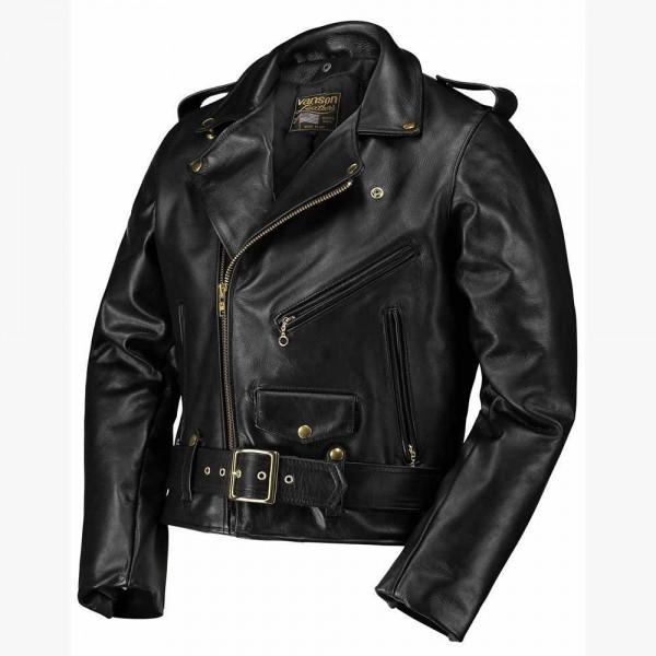 "VANSON Jacket - ""Model C2"" - black"