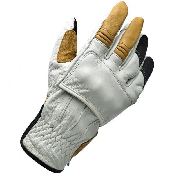 BILTWELL Handschuhe Belden cement