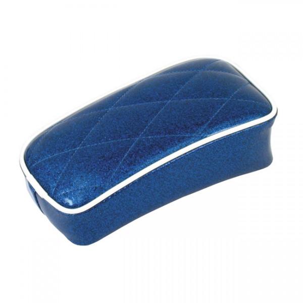 """LEPERA Sitz - """"Metalflake Passenger seat. Moody Blue"""" - Universal"""