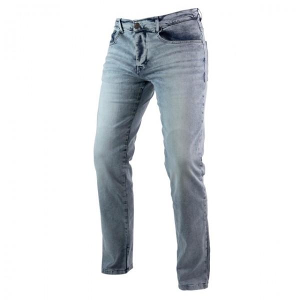 JOHN DOE Jeans Ironhead Used Light Blue XTM