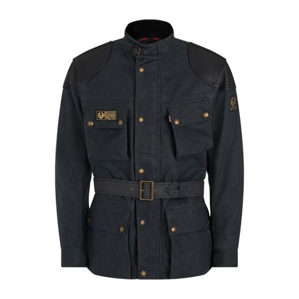 BELSTAFF Jacket McGregor Pro waterproof and in black
