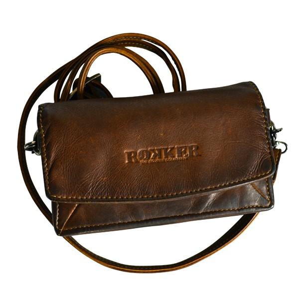 """ROKKER Wallet - """"Lady Wallet"""" - light brown"""