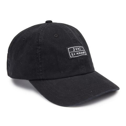 "DEUS EX MACHINA Hat - ""Cas Cap"" - black"
