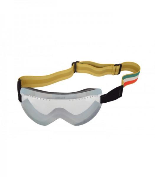 "ETHEN Goggles - ""Cafe Racer BASIC 01"" - light silver mirror"