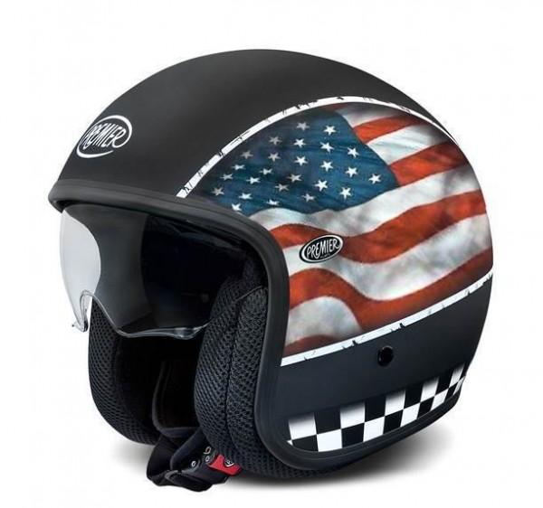 """PREMIER Vintage - """"Flag USA"""" - ECE"""